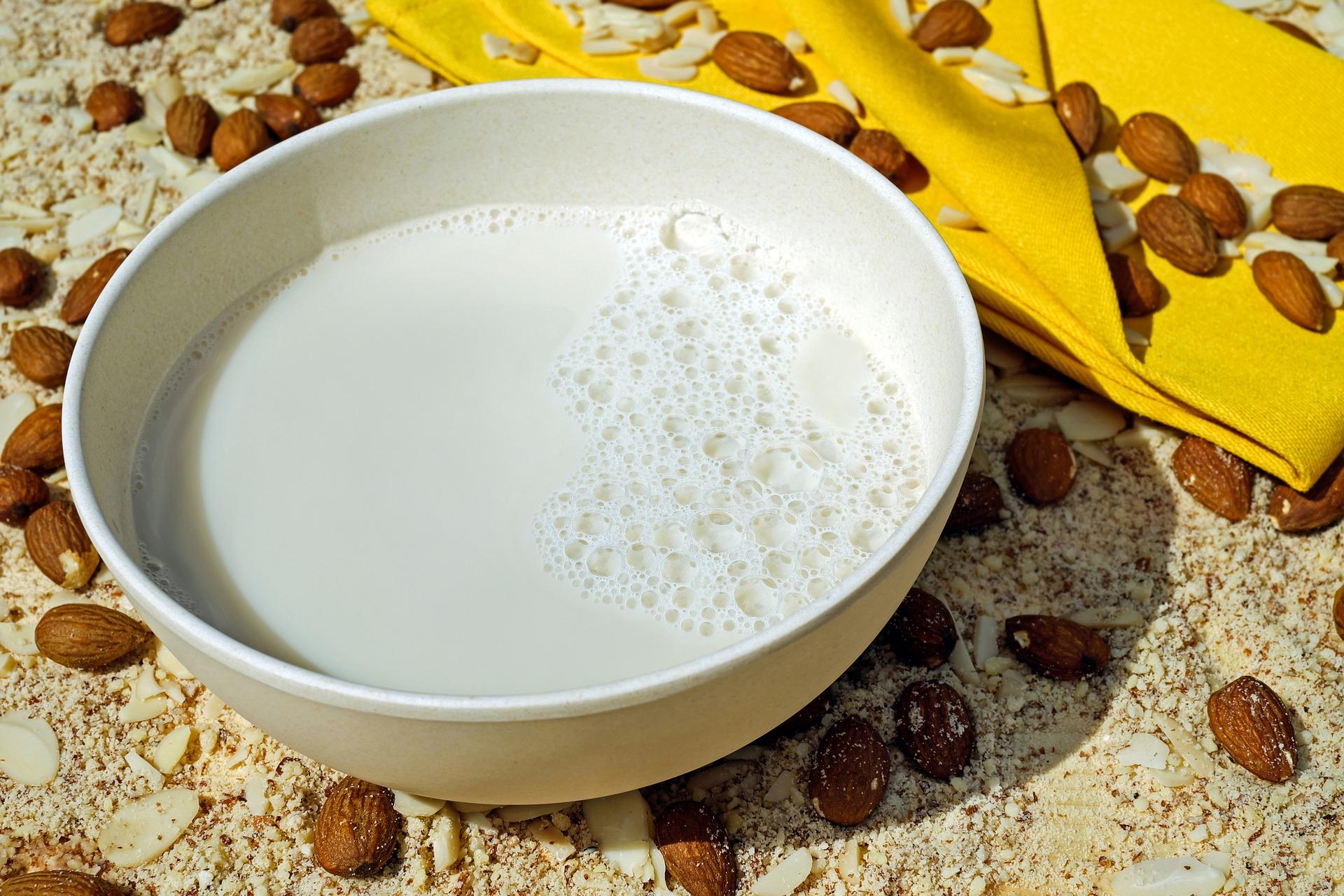 Mandelmilch Pulver Bio - Kaufideen. Beste Mandelmilch Pulver Bio finden